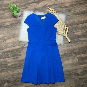 Brooks Brothers Pleated Dress